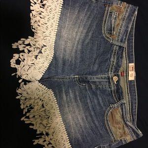 Size 15 levi shorts